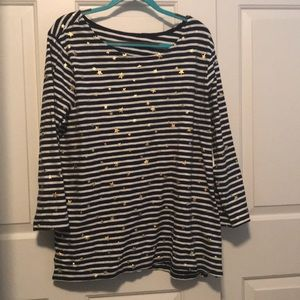 NWT Old Navy Stars & Stripes Tee